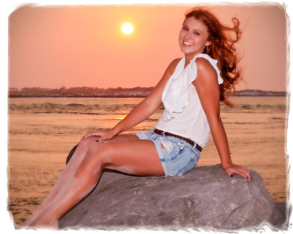Beach Portrait Photography by Mark Benjamin, Destin Florida
